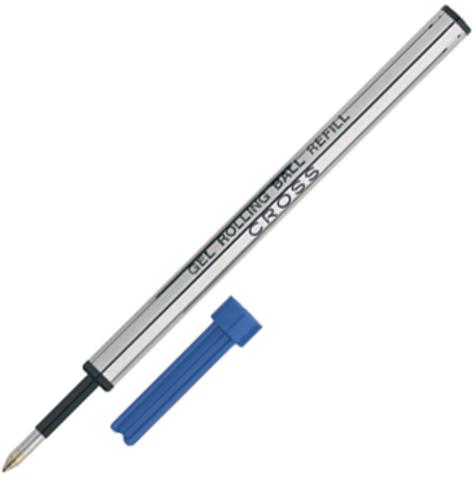Cross Стержень для ручки-роллера, M, синий123