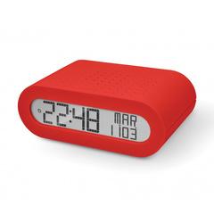 Настольные часы с FM-радио, красные Oregon Scientific RRM116-r