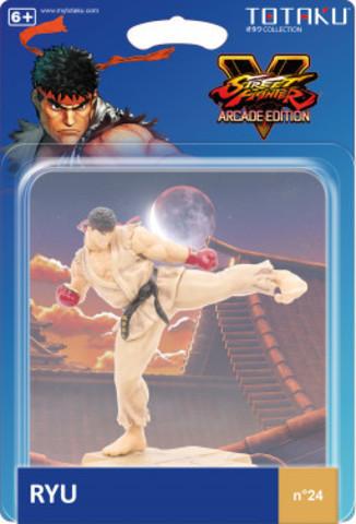 Фигурка TOTAKU Collection: Street Fighter 5 – Ryu. Arcade Edition