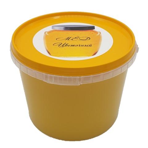 Цветочный мёд, 1 кг