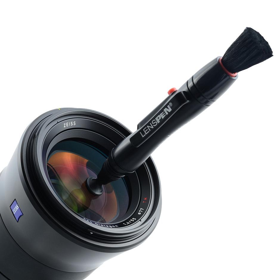 Карандаш Lenspen LP-2 для очистики объективов и оптики с дополнительным наконечником