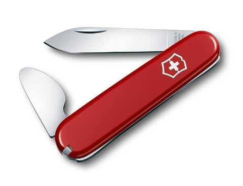 Нож Victorinox Watch Opener, 84 мм, 4 функции, красный