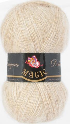 Пряжа Angora Delicate Magic 1104 Топленое молоко - купить в интернет-магазине недорого klubokshop.ru