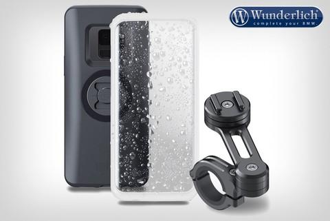 SP-Connect комплект крепления смартфона Moto Bundle  -  Samsung S8 / S9 - черный