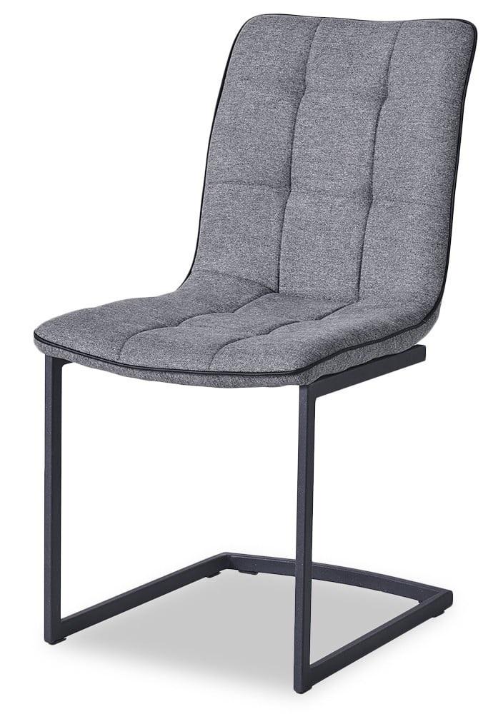 Стул ESF SKY6800 серый/черный