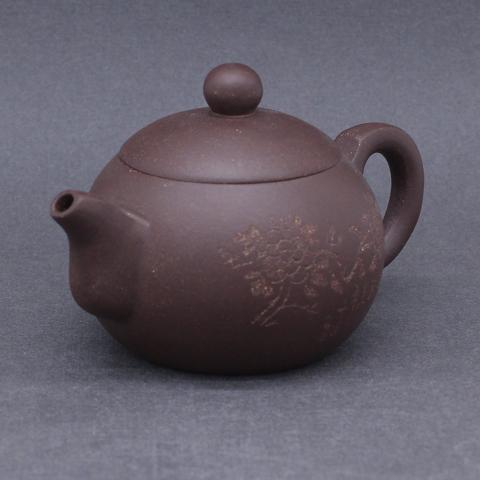 Чайник из исинской глины, 220мл, 131053