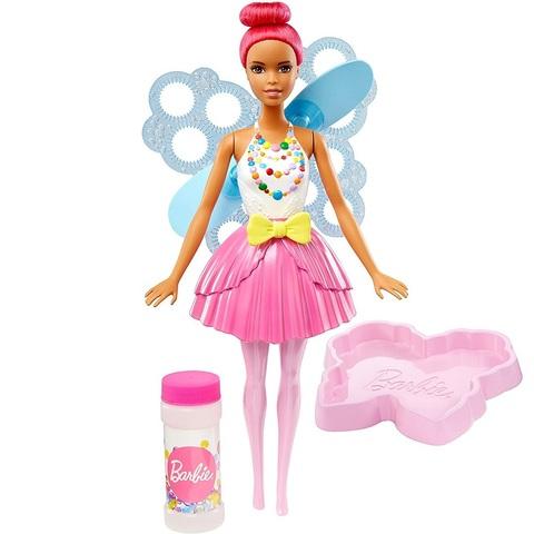 Барби Дримтопия Фея с Мыльными Пузырями