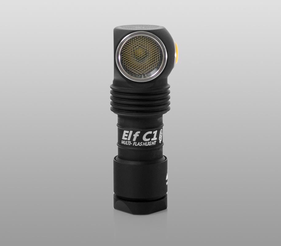 Мультифонарь Armytek Elf C1 Micro-USB - фото 10