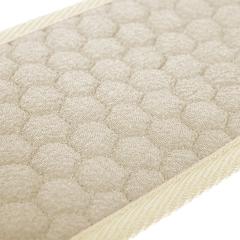 Мочалка «Королевский пилинг», лента стёганая,  9,5х45 см