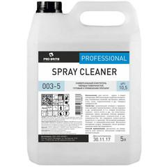 Чистящее средство универсальное для твердых поверхностей Pro-Brite Spray Cleaner 5 л