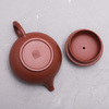Исинский чайник из красной глины 150 мл #Z 13