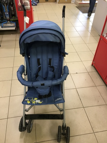 Коляска Baby Care CityStyle Blue