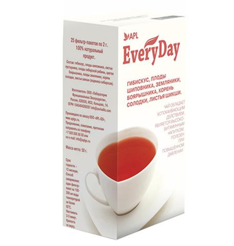 APL. Чай EVERYDAY RED
