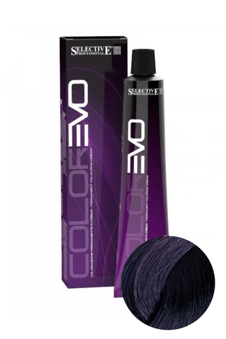 Краска для волос ColorEVO 4.7 (Каштановый фиолетовый), Selective, 100 мл