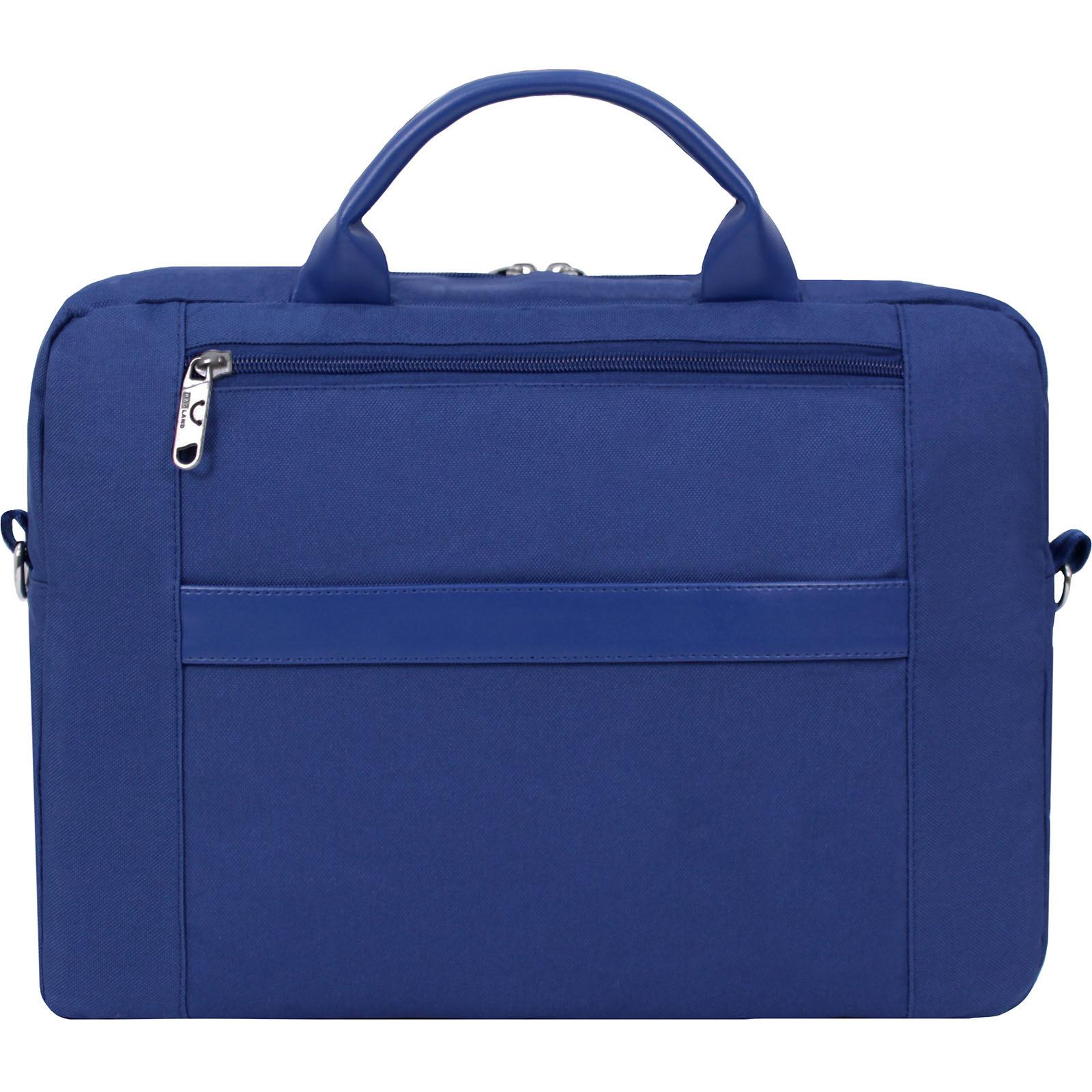 Сумка для ноутбука Bagland Fremont 11 л. синий (0042766) фото 3