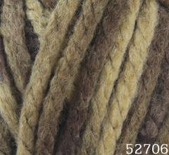 52706 (Бежево-коричневый меланж)