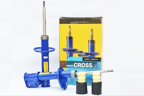 Передние стойки АСОМИ серия CROSS для Lada Largus cross.