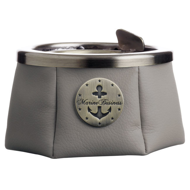 ASHTRAY WITH LID – PREMIUM GREY, WINDPROOF