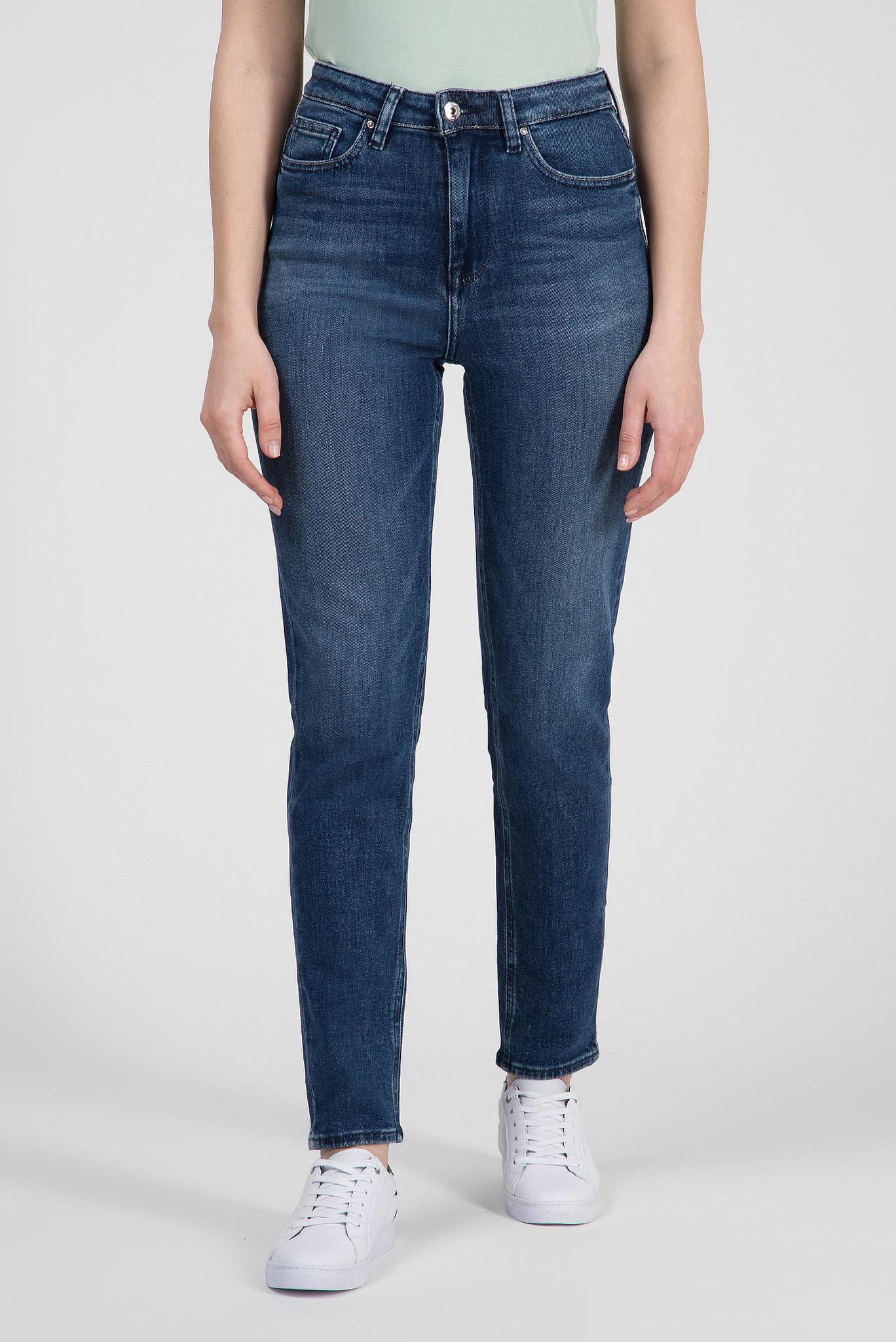 Женские синие джинсы GRAMERCY Tommy Hilfiger