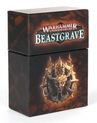 Warhammer underworlds. Коробочка для карт Beastgrave