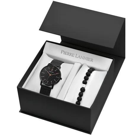 Мужские часы Pierre Lannier CityLine Box 384A438