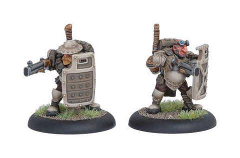 High Shield Gun Corp (2) BLI