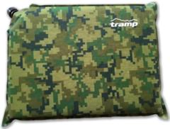 Cиденье самонадувающееся Tramp камуфляж TRI-013, 30*40*5см