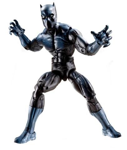 Marvel Legends 2013 Series 02 Black Panther