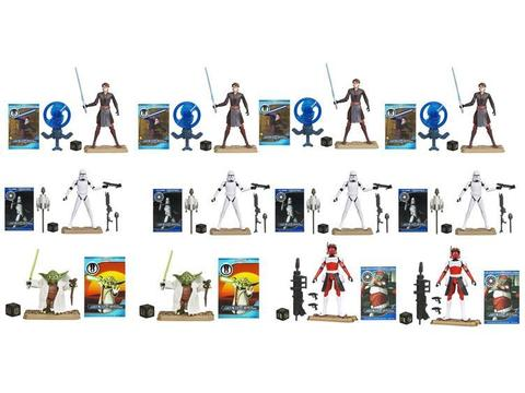 Star Wars Clone Wars 2013 Wave 04 Revision 05