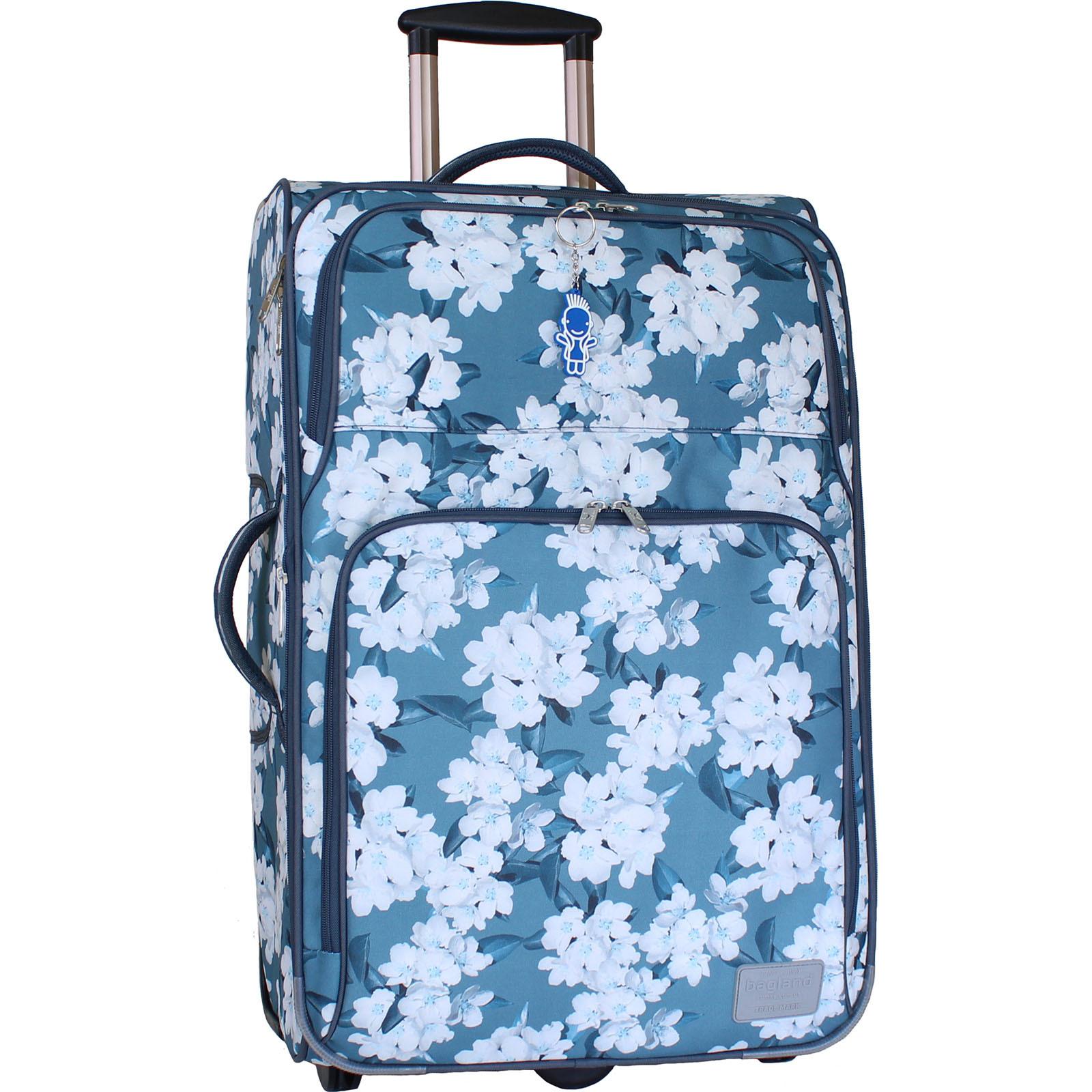 Дорожные чемоданы Чемодан Bagland Леон большой дизайн 70 л. сублімація 161 (0037666274) IMG_9745.JPG