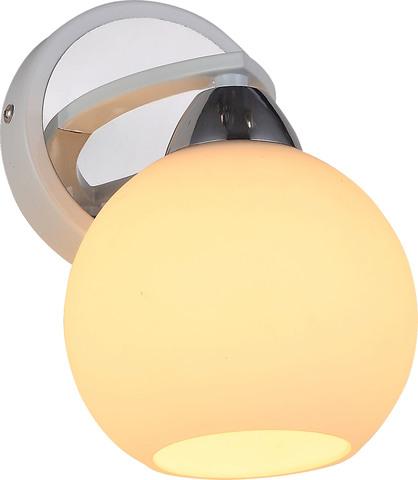 INL-9328W-01 White & Chrome