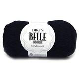 Пряжа Drops Belle 08 черный
