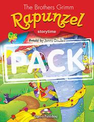 Rapunzel. Книга для чтения с электронным приложением. Stage 2 (2-3 классы) With Cross-Platform Application