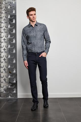 KARL Lagerfeld Джинсы текстильные тонкие