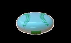 Дорожный набор для линз «Бейсбольный мяч»