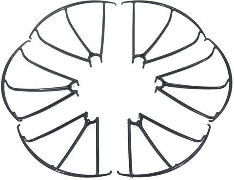 Защита лопастей (черная) для квадрокоптера MJX X601H - MJX-600010
