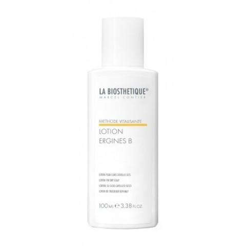 La Biosthetique Methode Vitalisante: Лосьон для сухой кожи головы, стимулирующий работу желез (Ergines B), 100мл