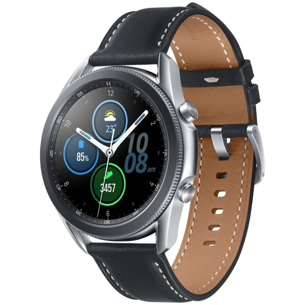 Galaxy Watch 3 Умные часы Samsung Galaxy Watch 3 45мм (Серебристый) titan1.jpeg