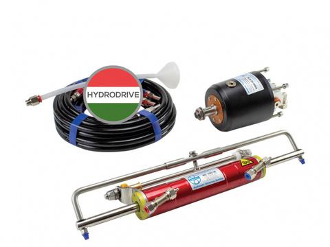 Гидравлическая рулевая система MF350W, комплект для моторов мощностью до 350 л.с.