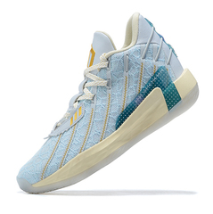 adidas Dame 7 'Light Blue/Grey'