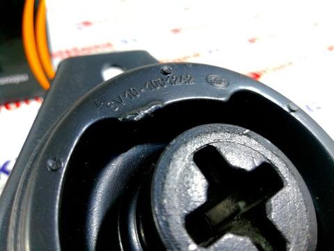 Подушка боковой опоры двигателя