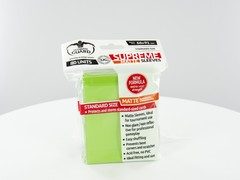 Supreme Sleeves Standard Size Matte Light Green