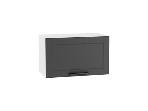 Шкаф верхний горизонтальный 600 Глетчер (Маренго Силк)