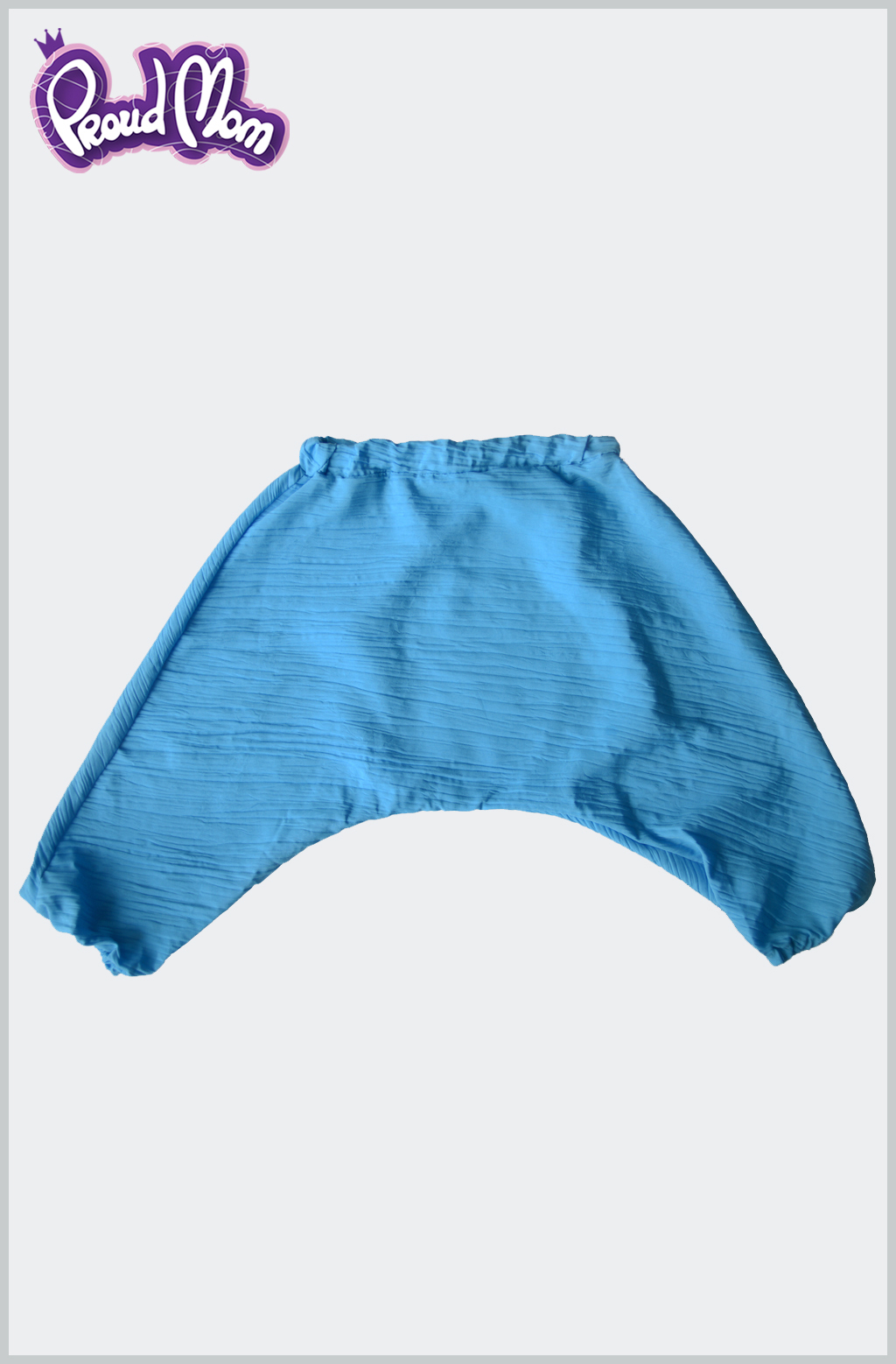 Штанишки детские Сафари голубые - Фото 2