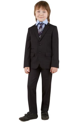 Школьный костюм для мальчика с зауженными брюками (slim)