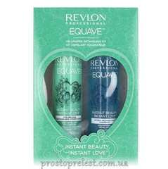 Revlon Professional Equave IB Volumizing Love Box - Подарочный набор для ухода за тонкими волосами