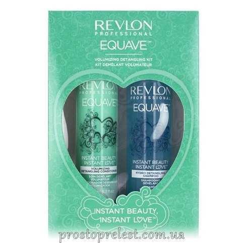 Revlon Professional Equave IB Volumizing Love Box - Подарунковий набір для догляду за тонким волоссям
