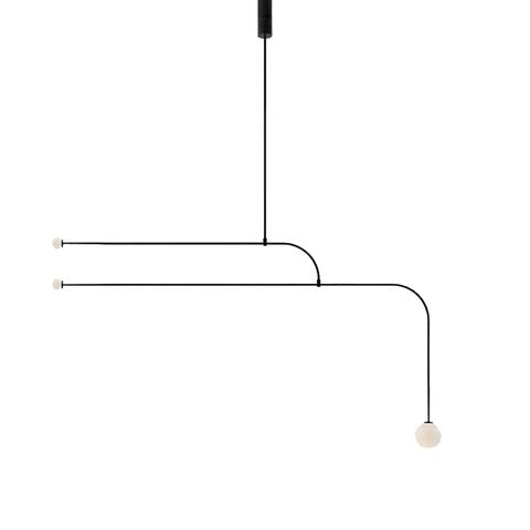 Подвесной светильник Mobile Chandelier 12 by Michael Anastassiades