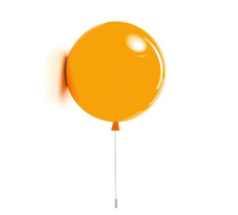 Настенный светильник копия MEMORY by Brokis D 35 (оранжевый)