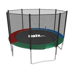 Батут UNIX line Simple 8 ft Color (outside)  - 2,44 м